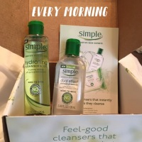 My Simple Skin Care Voxbox Review