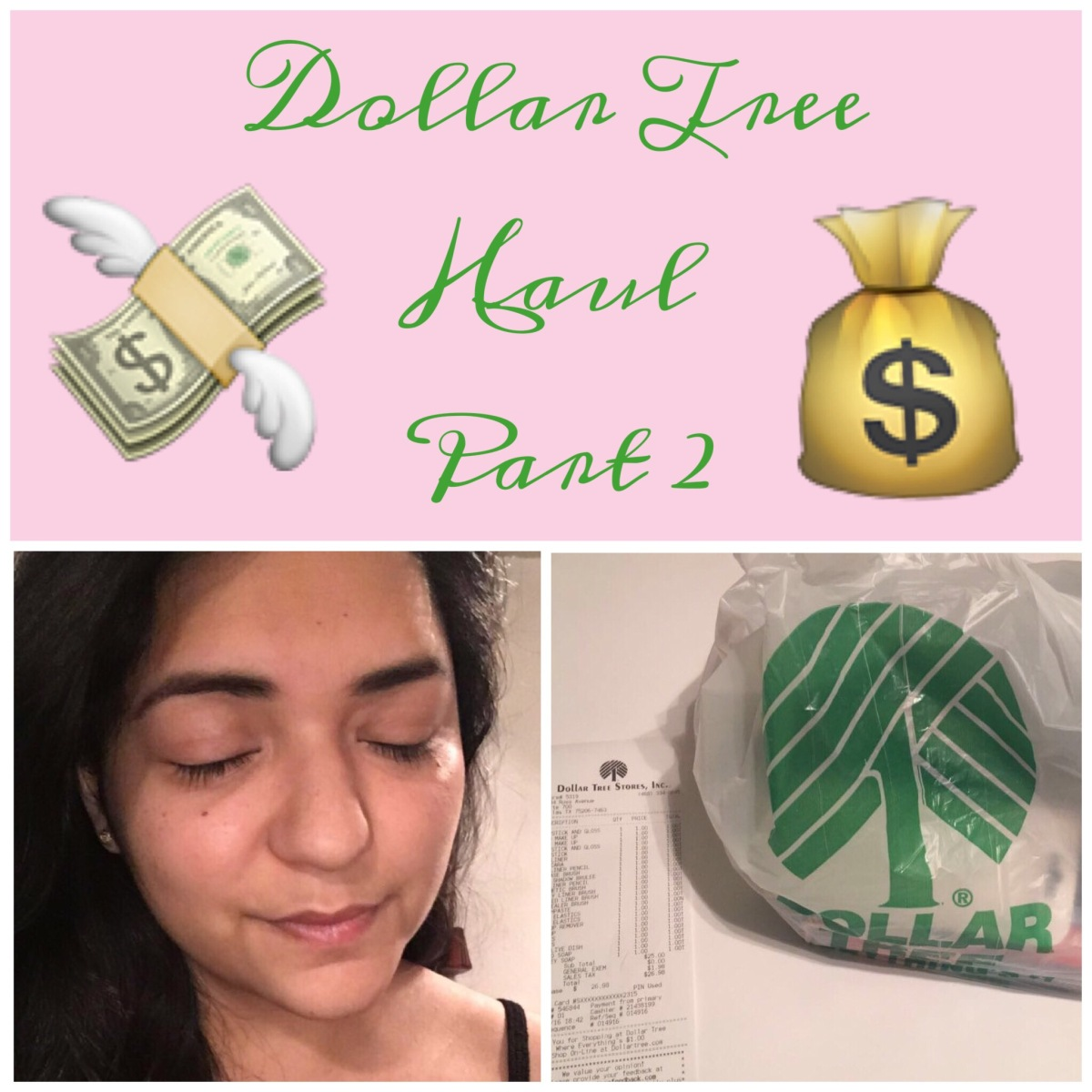 Dollar Tree Haul | Part 2: L.A. Colors