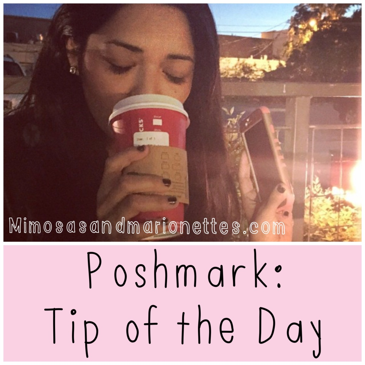 Poshmark - Tip of the Day 5/30/17