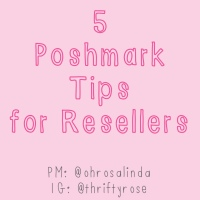 Poshmark | 5 Poshmark Tips for Resellers