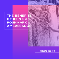 Poshmark | The Benefits of Being a Poshmark Ambassador